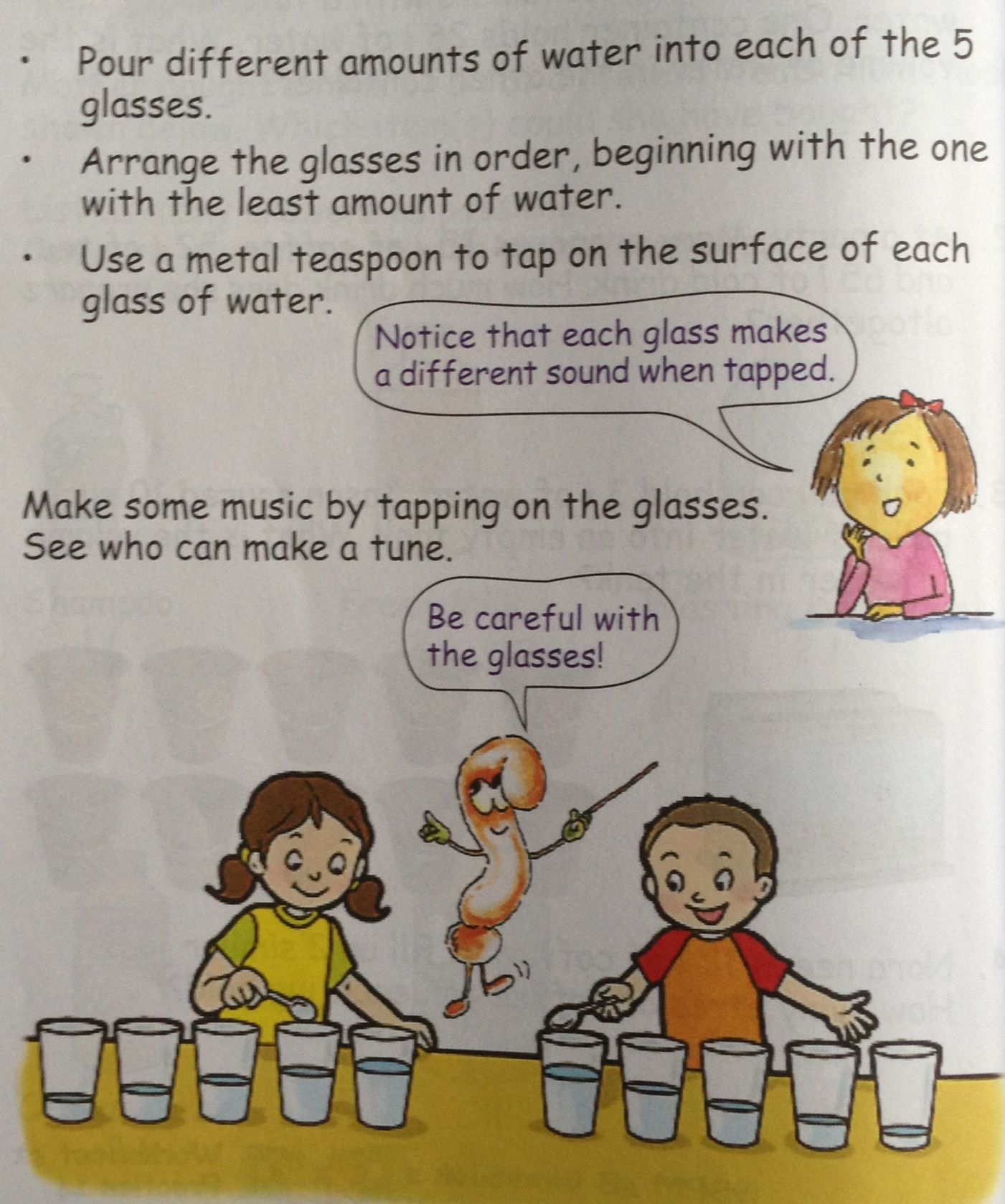 Math and Music for Kids. Item extracted from a dated grade 2 ...