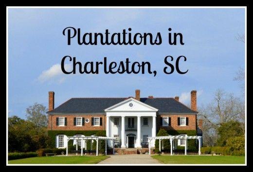 Plantations in Charleston, SC