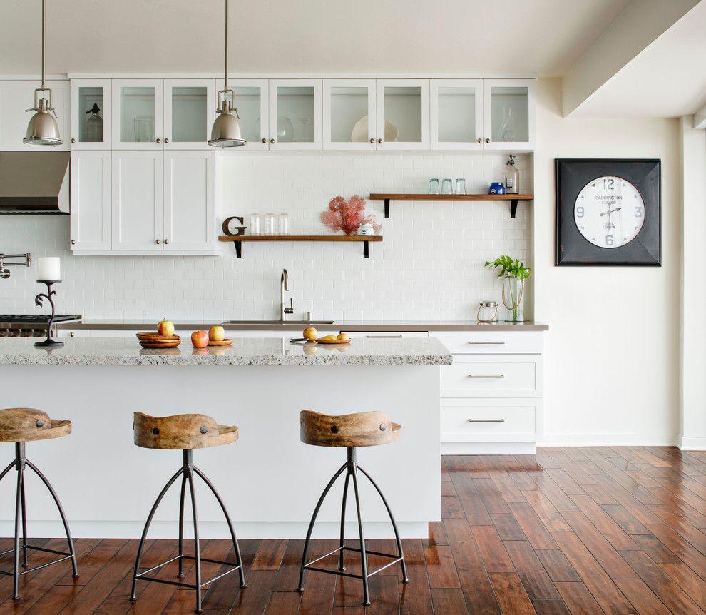 beach kitchen design and colours   spectacular La Jolla Kitchen ...