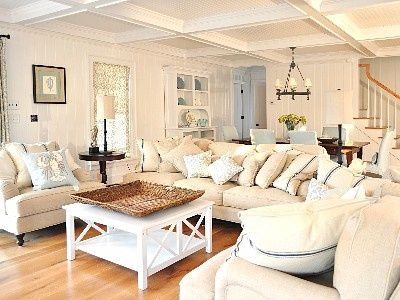 Superieur Family Room Designs, Furniture And Decorating Ideas Http://home Furniture.  Nantucket HomeNantucket Style ...