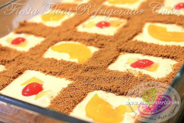 Refrigerated Cake Recipe Panlasang Pinoy