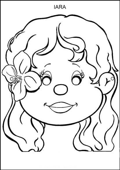Mascaras Com Personagens Do Folclore Personagem Do Folclore