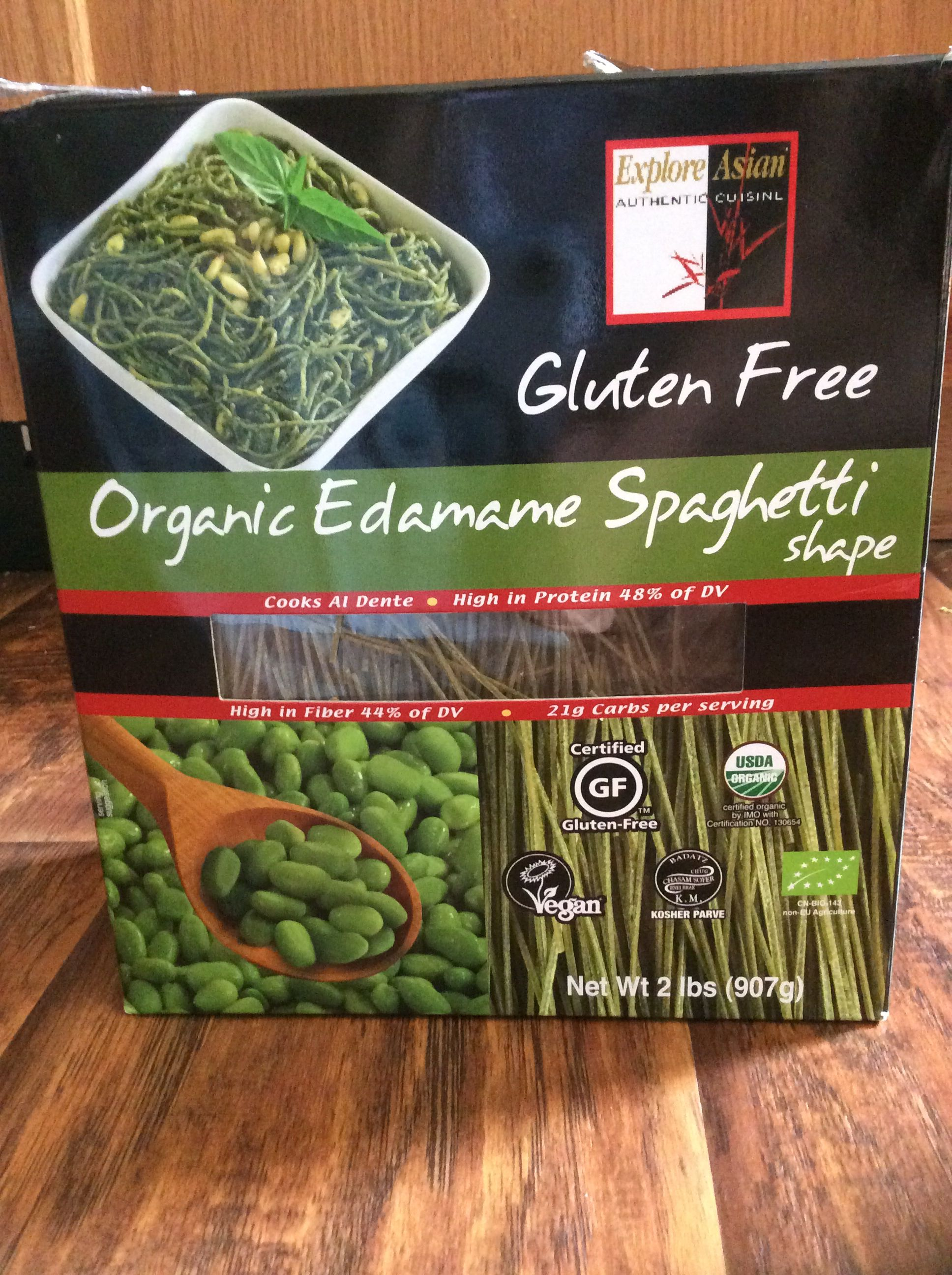 This Is A Tasty And Gluten Free Spaghetti That Is Very Affordable