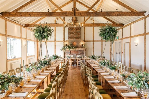 Join Us On Sunday June Between To See Our New And Exclusive Wedding Venue The Burley Manor Barn Perfectly Located In Heart Of Forest