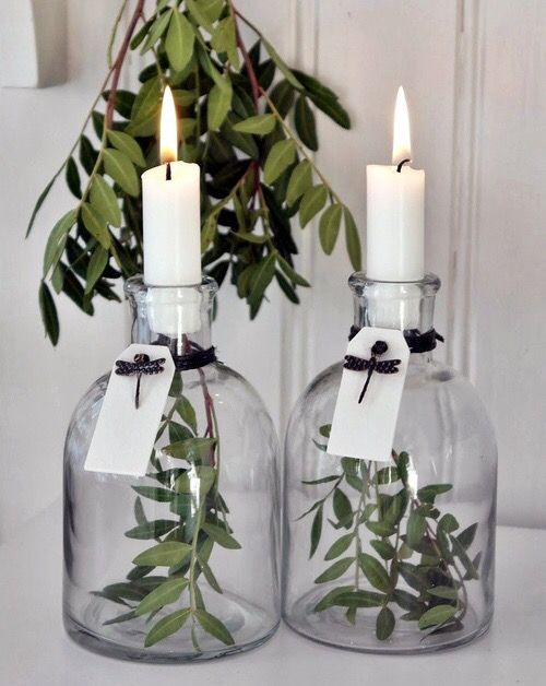 Photo of Candles decoration