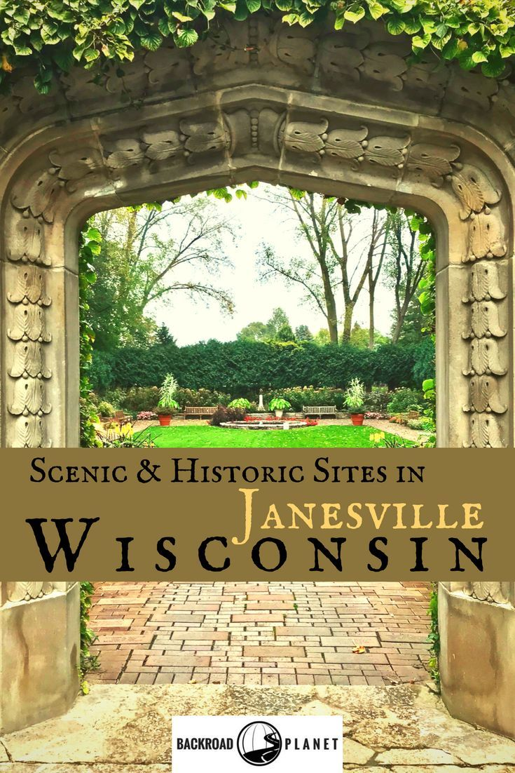 The city of Janesville, Wisconsin, extends the invitation to study architecture on walks through historic districts, embrace tranquility at Rotary Botanical Gardens, travel the Underground Railroad at the Milton House Museum, and experience a Midwest dining tradition at the Buckhorn Supper Club. #travel #TBIN #Janesville #Wisconsin #roadtrip via @backroadplanet