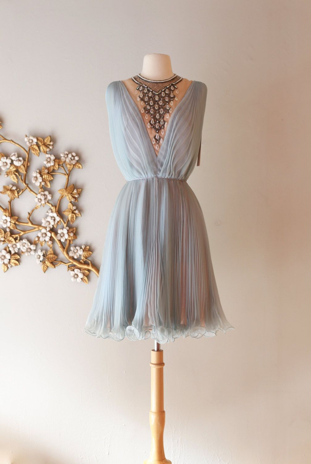 Pin On Vintage Dresses Xtabay Vintage Clothing Boutique [ 1500 x 1007 Pixel ]