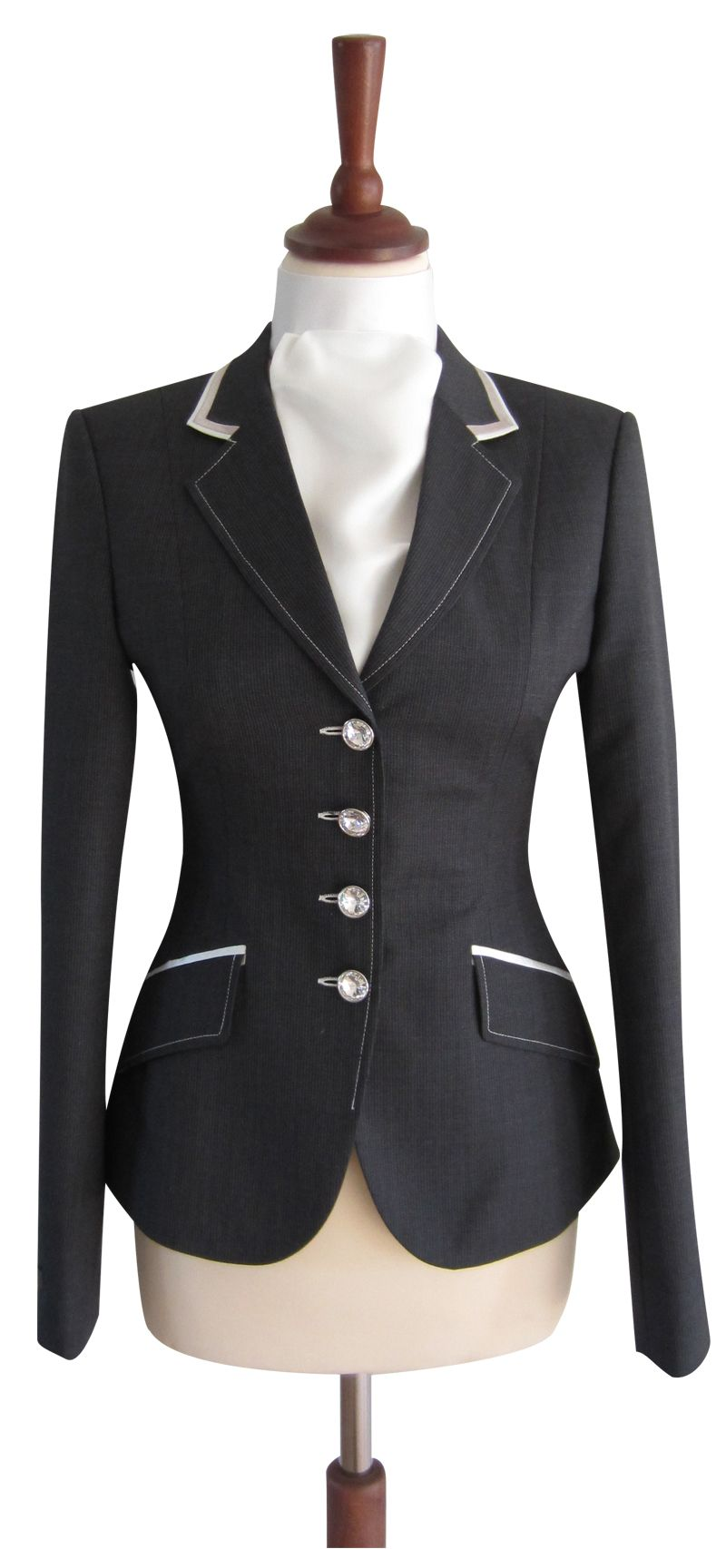 Pin By Emily Broadway On Vililiv By Juuls Horse Riding Jackets Equestrian Outfits Riding Jacket [ 1707 x 800 Pixel ]