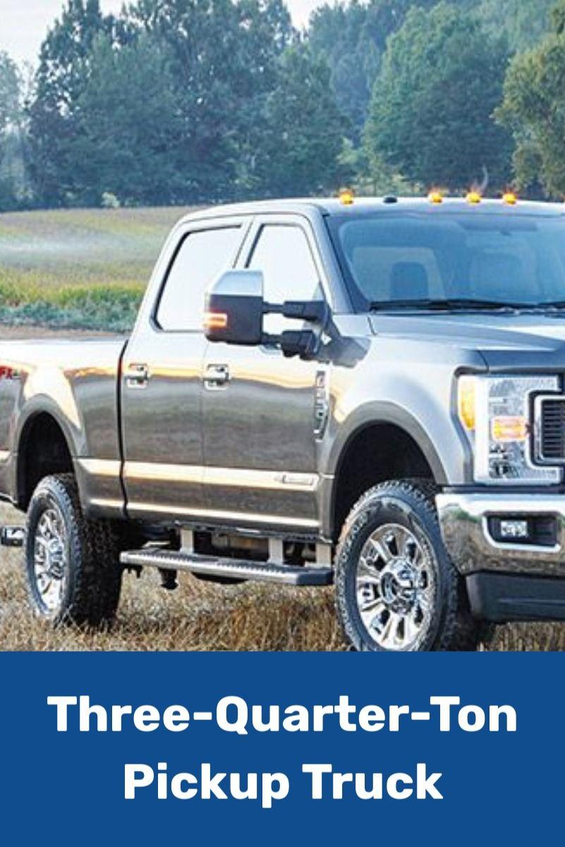 ThreeQuarterTon Pickup Truck Trucks, Pickup trucks