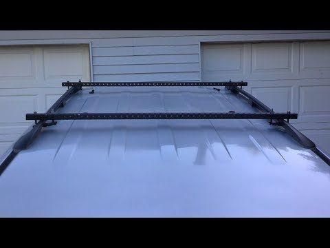 Diy Suv Roof Rack Cross Bars Diy Rack Roof Rack Diy Bar