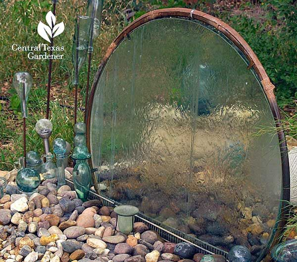 Note: made from glass table top...25+ DIY Water Features Will Bring Tranquility & Relaxation To Any Home   Architecture & Design