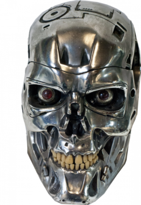 Terminator Png Image Hd Download Get To Download Free Terminator Face Png Vector Photo In Hd Quality Without Limit Science Fiction Museum Science Fiction Art