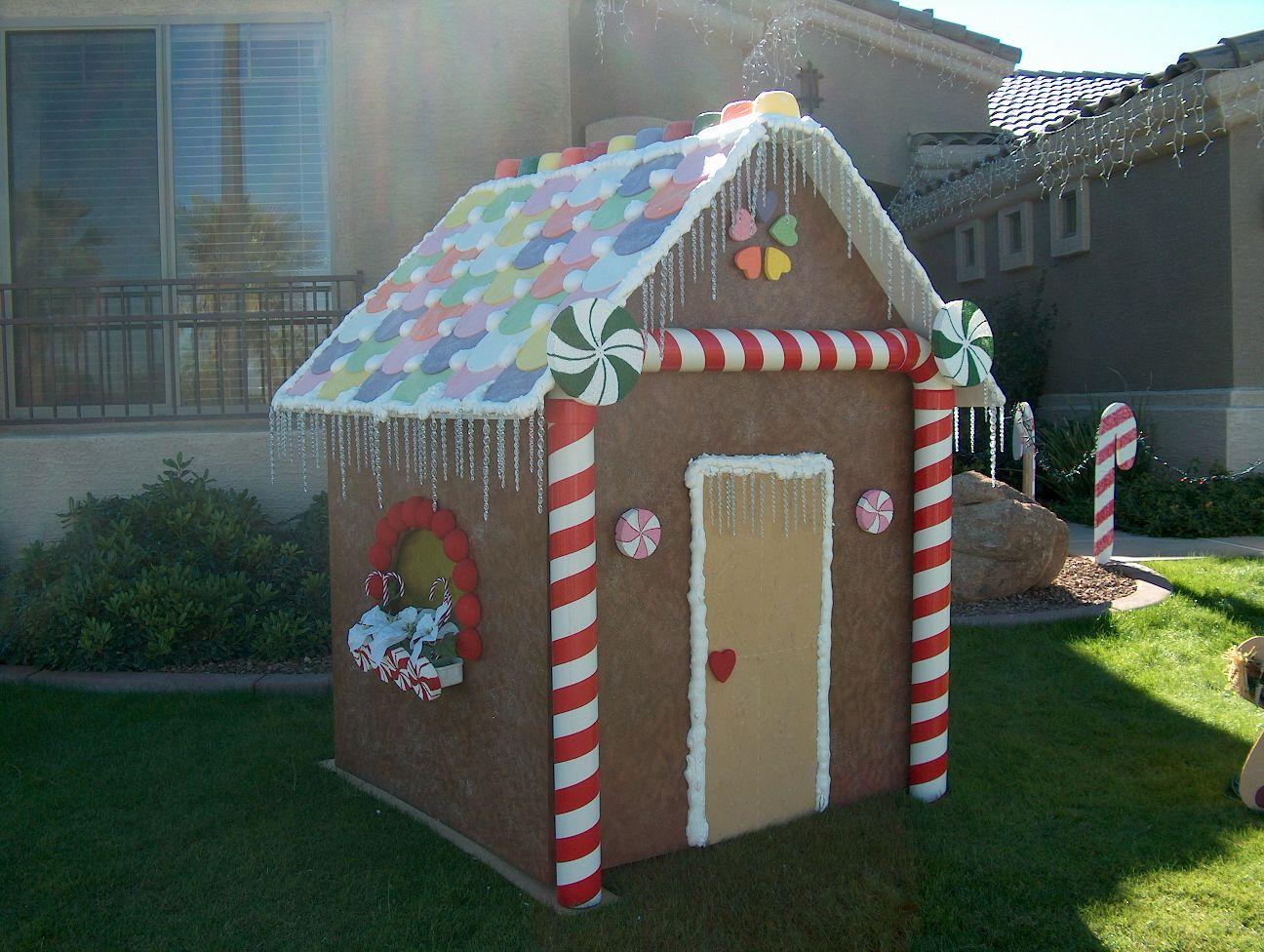 Vanderwalker Family Gingerbread House Ginger House