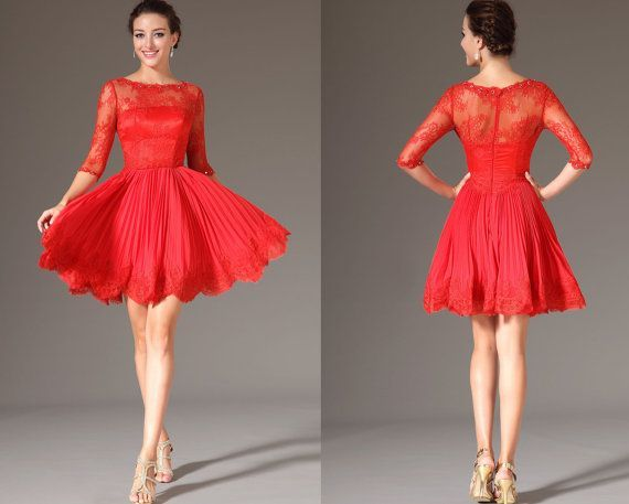 78 Best images about Evening red dresses for valentine day 2014 on ...