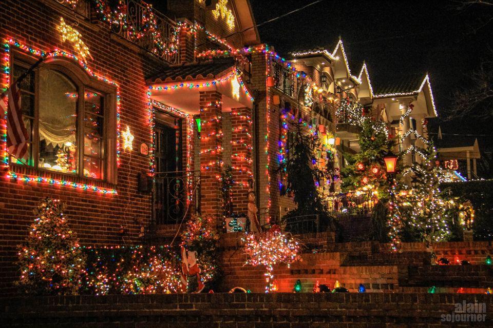 Dyker Heights Christmas Lights in Brooklyn Christmas