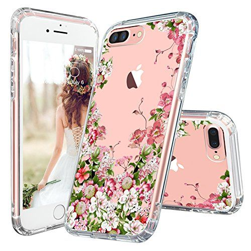 Iphone 7 Plus Case Mosnovo Floral Collection Printing Fl Https Www Amazon Com Dp B01m11ucu8 Re Iphone Case Fashion Cute Iphone 7 Cases Iphone 6 Plus Case