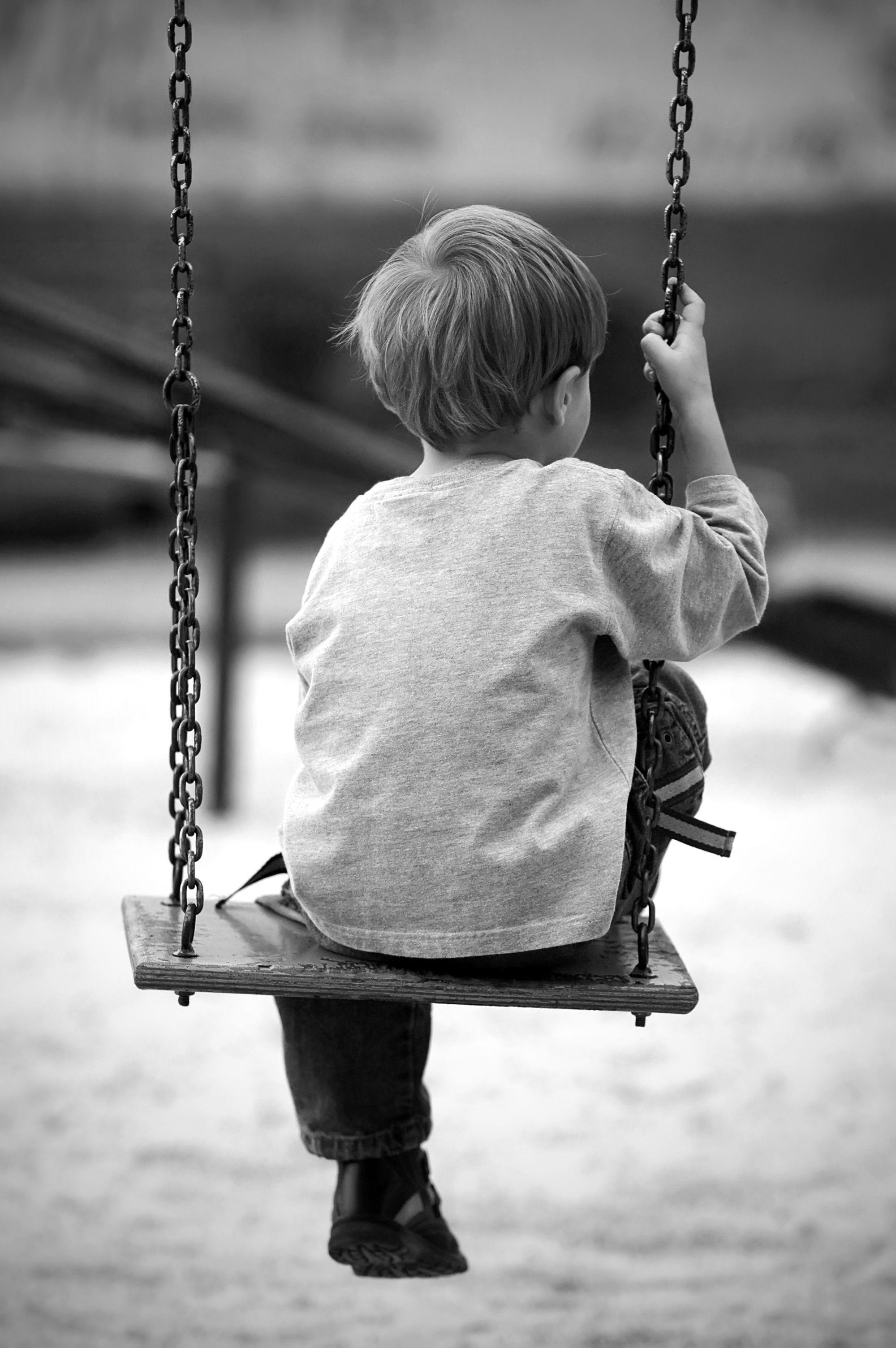 Одинокие дети картинка