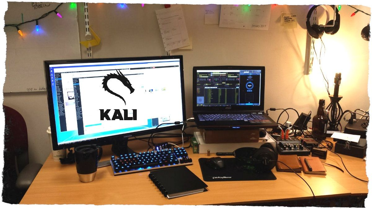 Learning black hat hacking with a Raspberry Pi running Kali