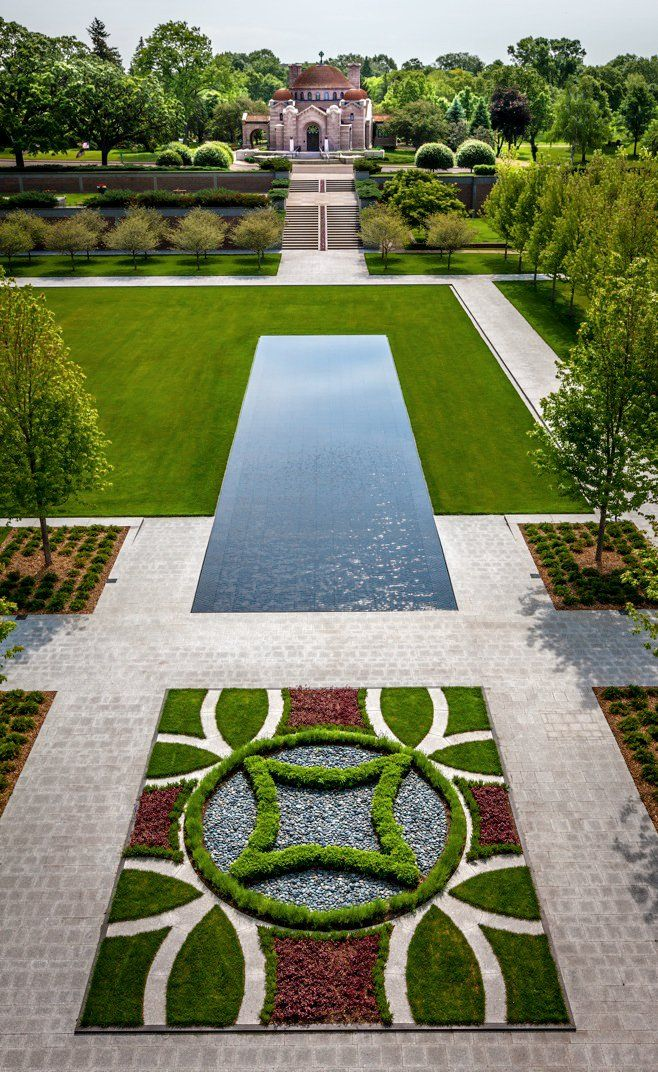 Lakewood Cemetery\'s Garden Mausoleum by HGA Architects | Home Sweet ...