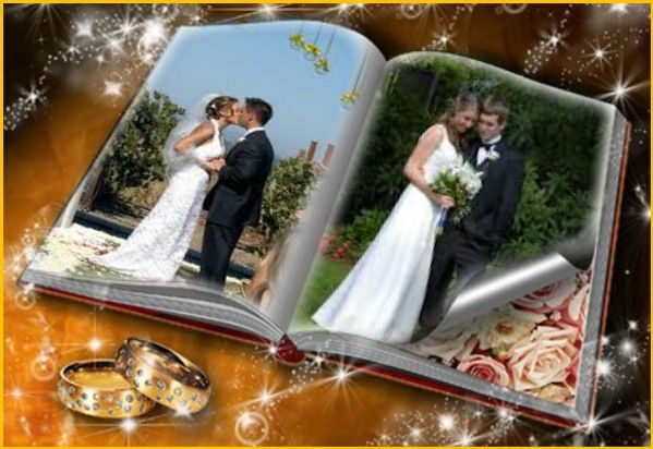 Our Wedding Day Frame From Imikimi Click To Add Your Own Pics It S Free Fotos Lugares Lugares Para Visitar