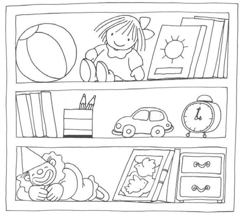 dibujos de nociones espaciales - Buscar con Google   Mate ...