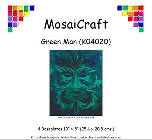 MosaiCraft Pixel Craft Mosaic Art Kit /'Blue Sunset/' Pixelhobby