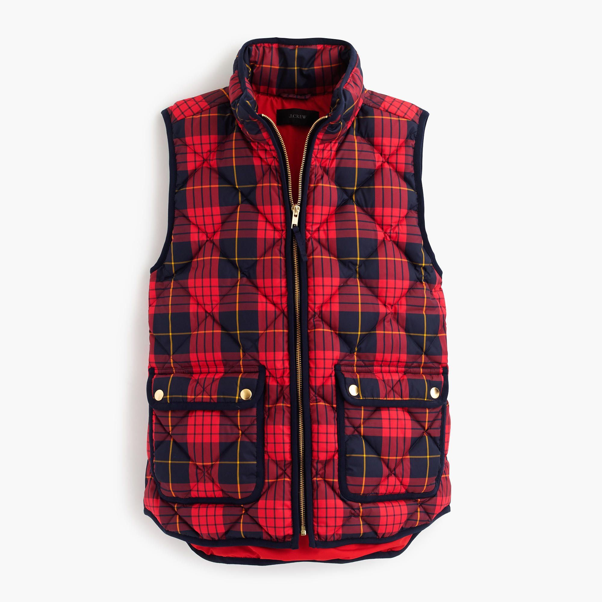 Woman red flannel outfits  Shop the Excursion Vest In Tartan at JCrew and see our entire
