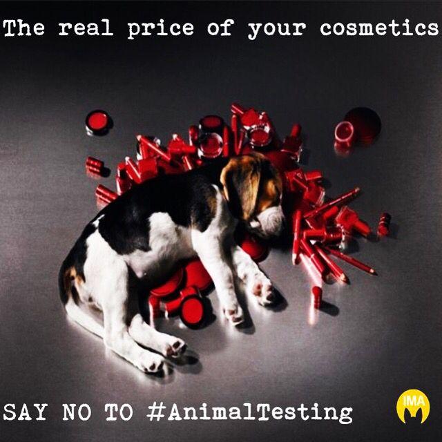 Always choose #CrueltyFree #Vegan #Beauty products