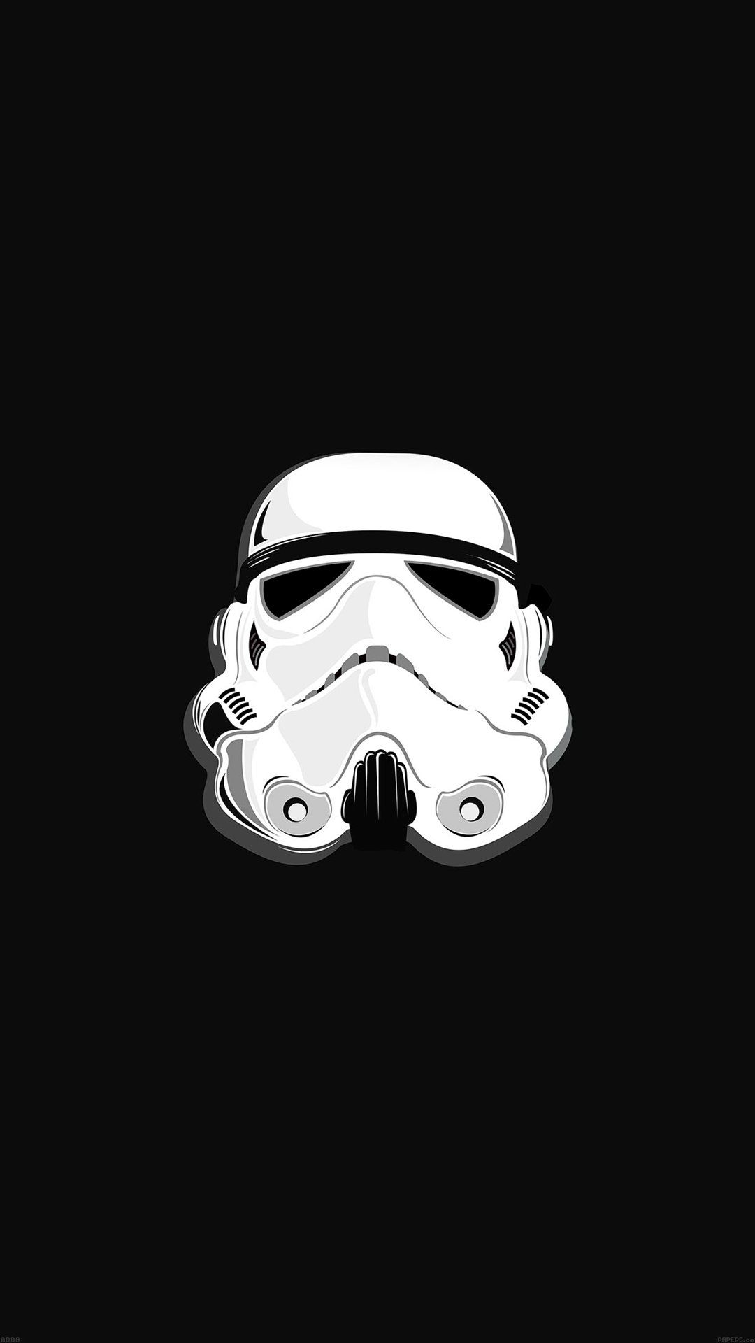 Star Wars Stormtrooper Illustration Iphone 6 Wallpaper Download Iphone Wallpape Star Wars Wallpaper Iphone Star Wars Illustration Android Wallpaper Star Wars
