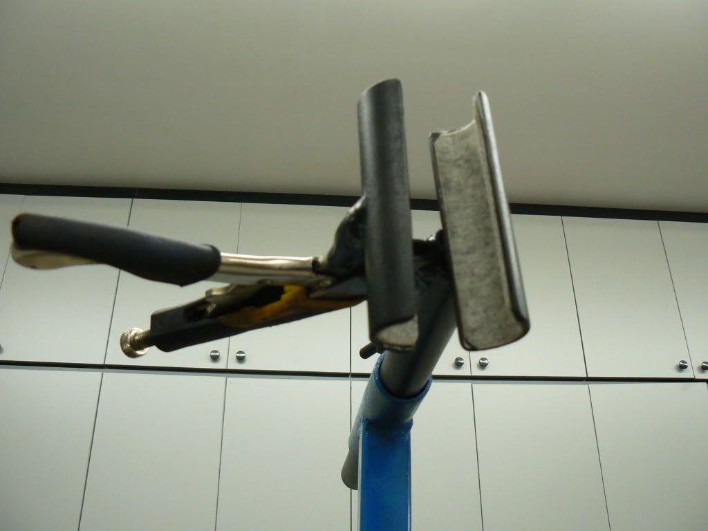 DIY Workstand   Bike repair stand, Bike work stand ...