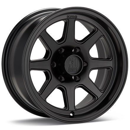4 16 Inch Xd301 16x8 Black Toyota 4wd Tacoma 6 Lug Rims 6x5 5 Xd30168060700 Xdseries Wheel Wheel Rims Rims