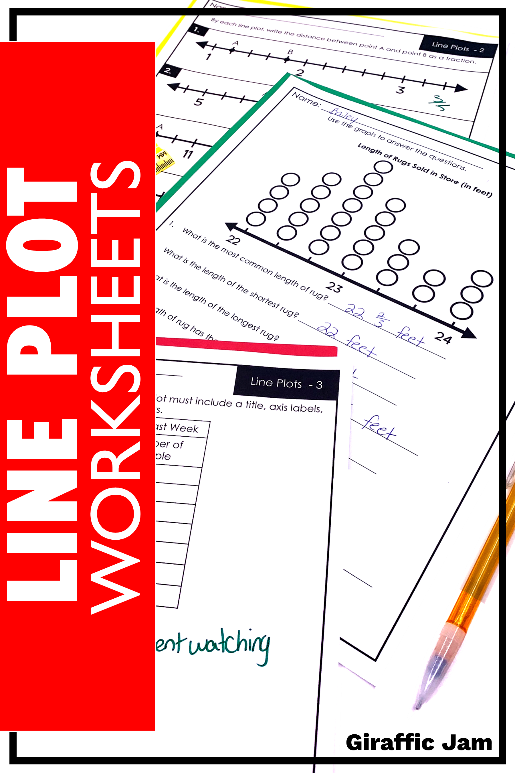 Line Plot Worksheets Measurement Homework Measurement Worksheets In 2021 Measurement Worksheets Line Plot Worksheets Measurement Homework [ 2700 x 1800 Pixel ]