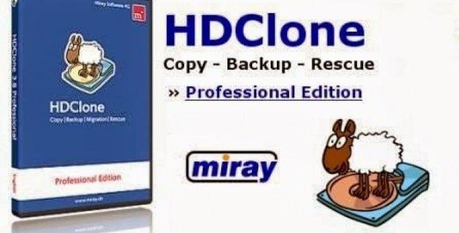 HDClone X Professional 10.1.1d Crack