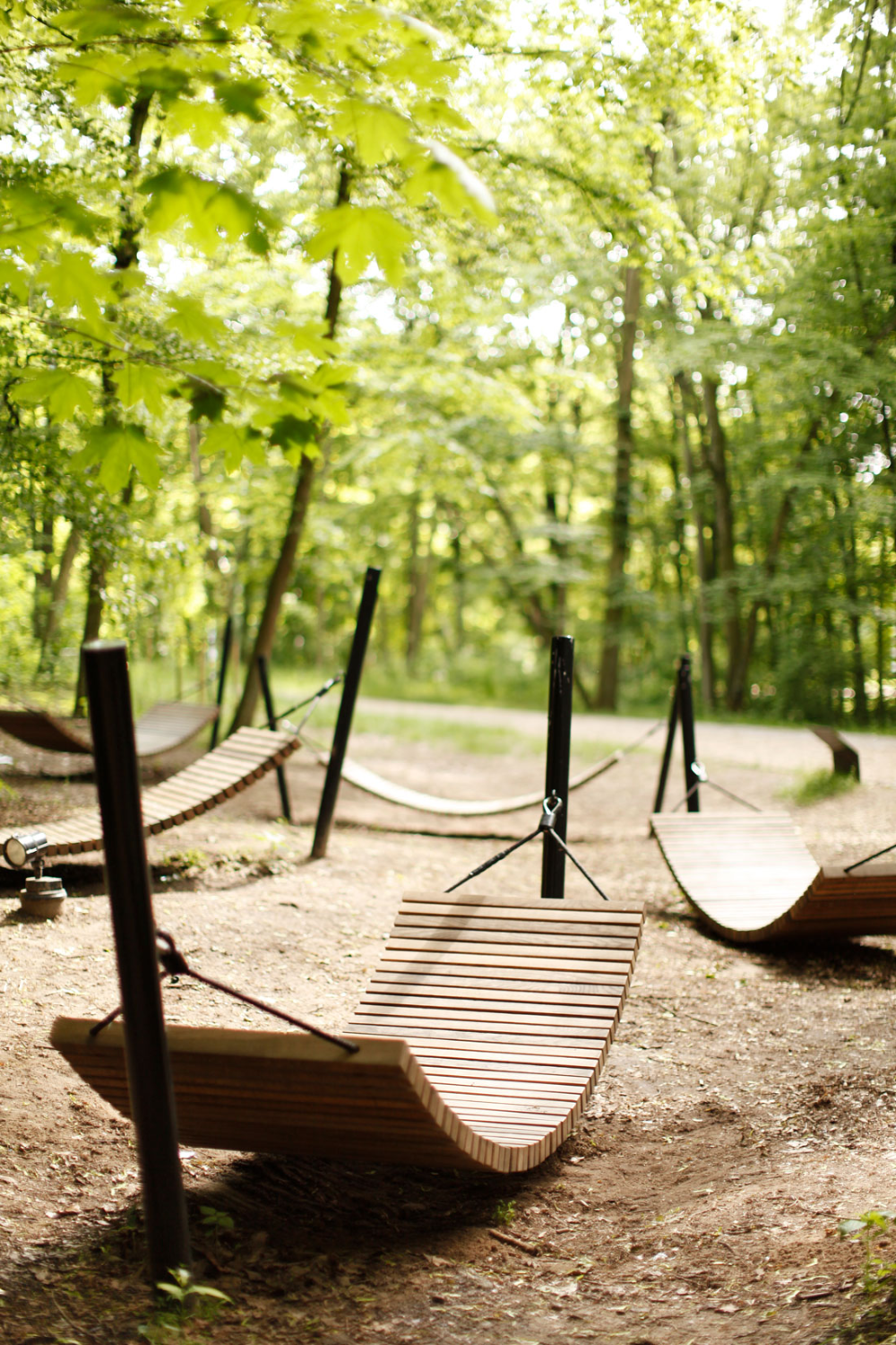 Iława Forest by Landscape Architecture Lab « Landscape Architecture Platform | Landezine