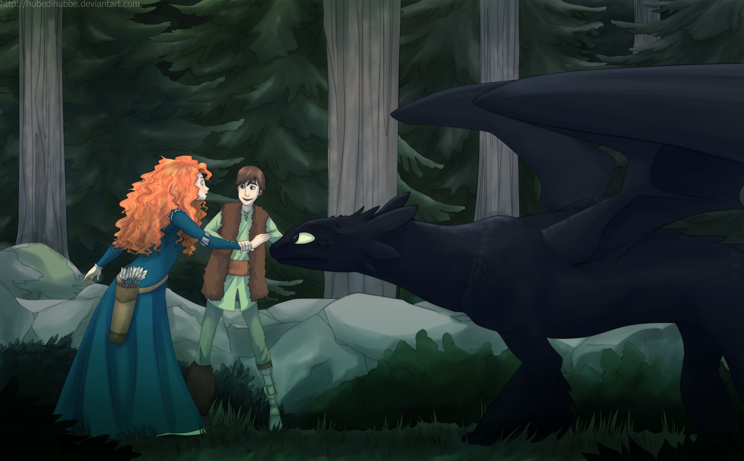 how to train a dragon hiccup