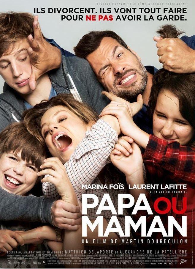 Papa O Mama 2015 Filmaffinity Peliculas De Comedia Mama