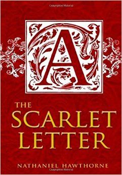 The Scarlet Letter Original Book Cover Google Search Reading