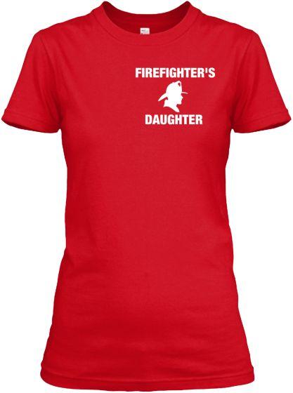 THE FIREFIGHTER'S DAUGHTER- FINAL LAUNCH | Teespring