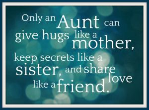 To All The Aunties In The World Aunt Quotes Sister Quotes I Love My Niece
