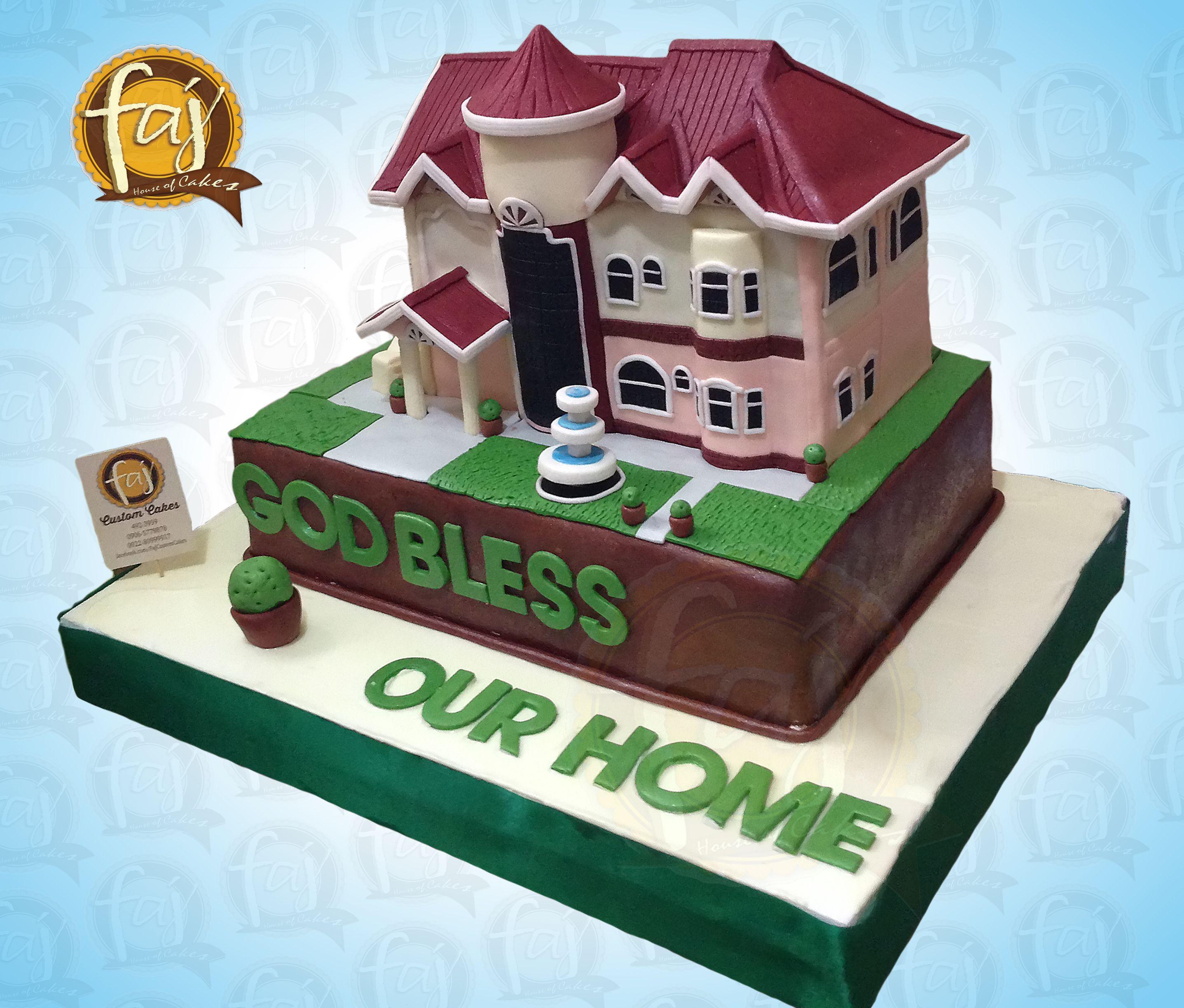 cake house design hours Houses / Buildings  House cake, Cake design, Custom cakes