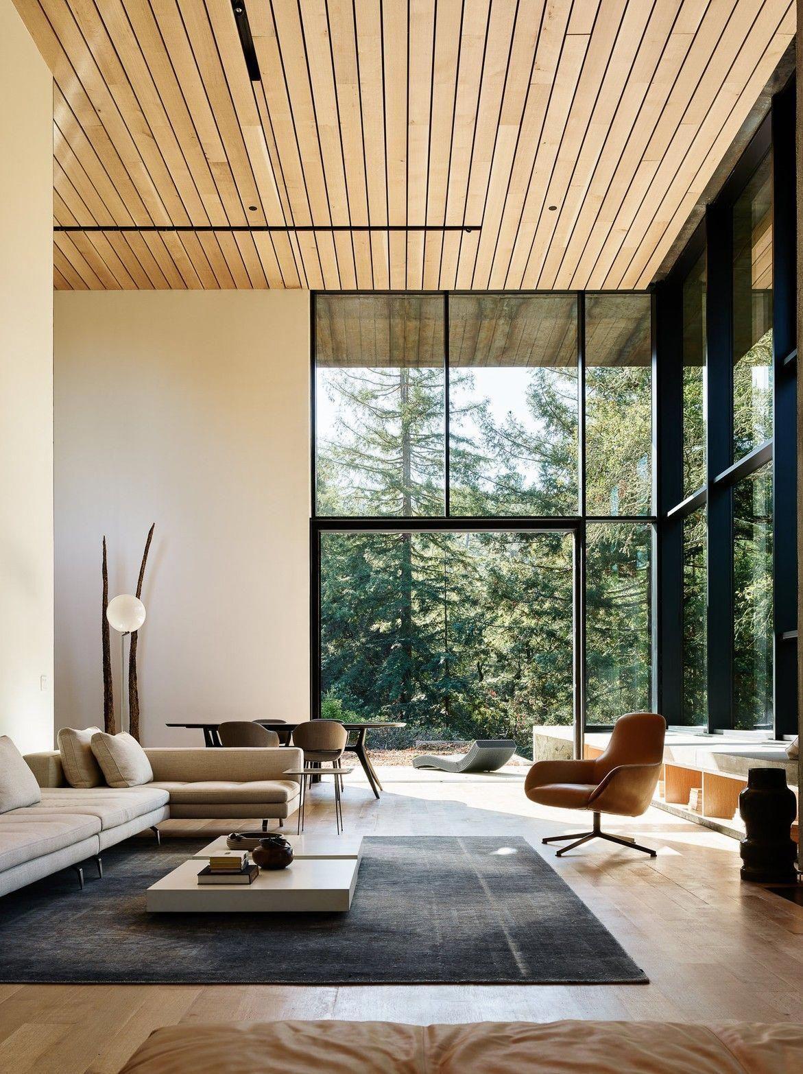 Modern Interior Design Characteristics Moderninteriordesign Home Interior Design Interior Architecture Design House Interior
