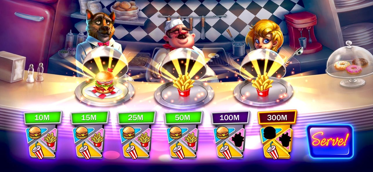 Huuuge Casino Slots Vegas 777 on the App Store Książki