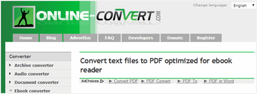 Ebook online convert i recommend this site because it helps us ebook online convert i recommend this site because it helps us convert files to pdf fandeluxe Image collections