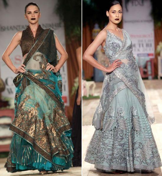WeddingSutra Editors' Blog » Blog Archive » Shantanu & Nikhil at Delhi Couture Week 2011