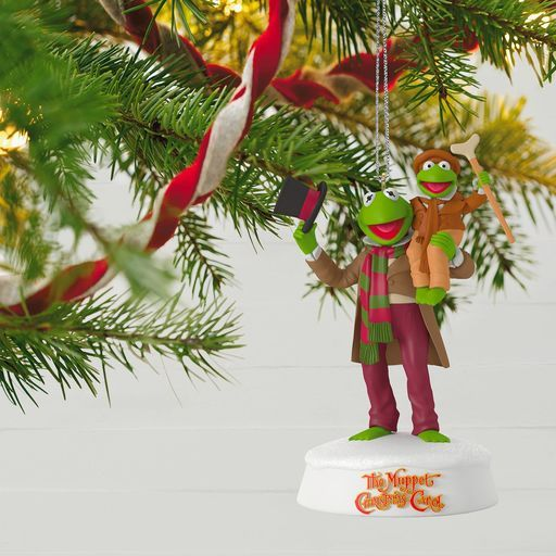 The Muppet Christmas Carol 25th Anniversary Sound Ornament