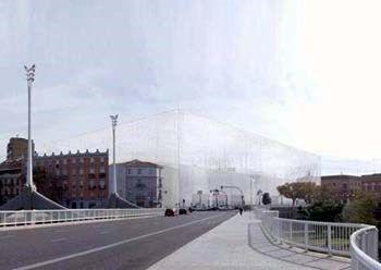 IVAM Extension, Valencia Spain | SANAA | Image : SANAA