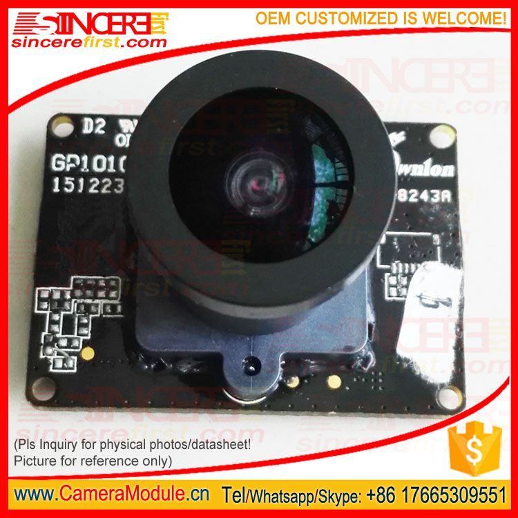 Wide Angle Cmos sensor sony imx 117 action camera 12MP