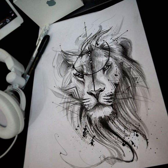 pin de shyam kumar en tattoos pinterest tatuajes ideas de tatuajes y leones. Black Bedroom Furniture Sets. Home Design Ideas