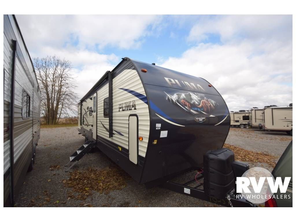 Check Out This 2019 Palomino Puma 32rbfq Listing In Lakeview Oh