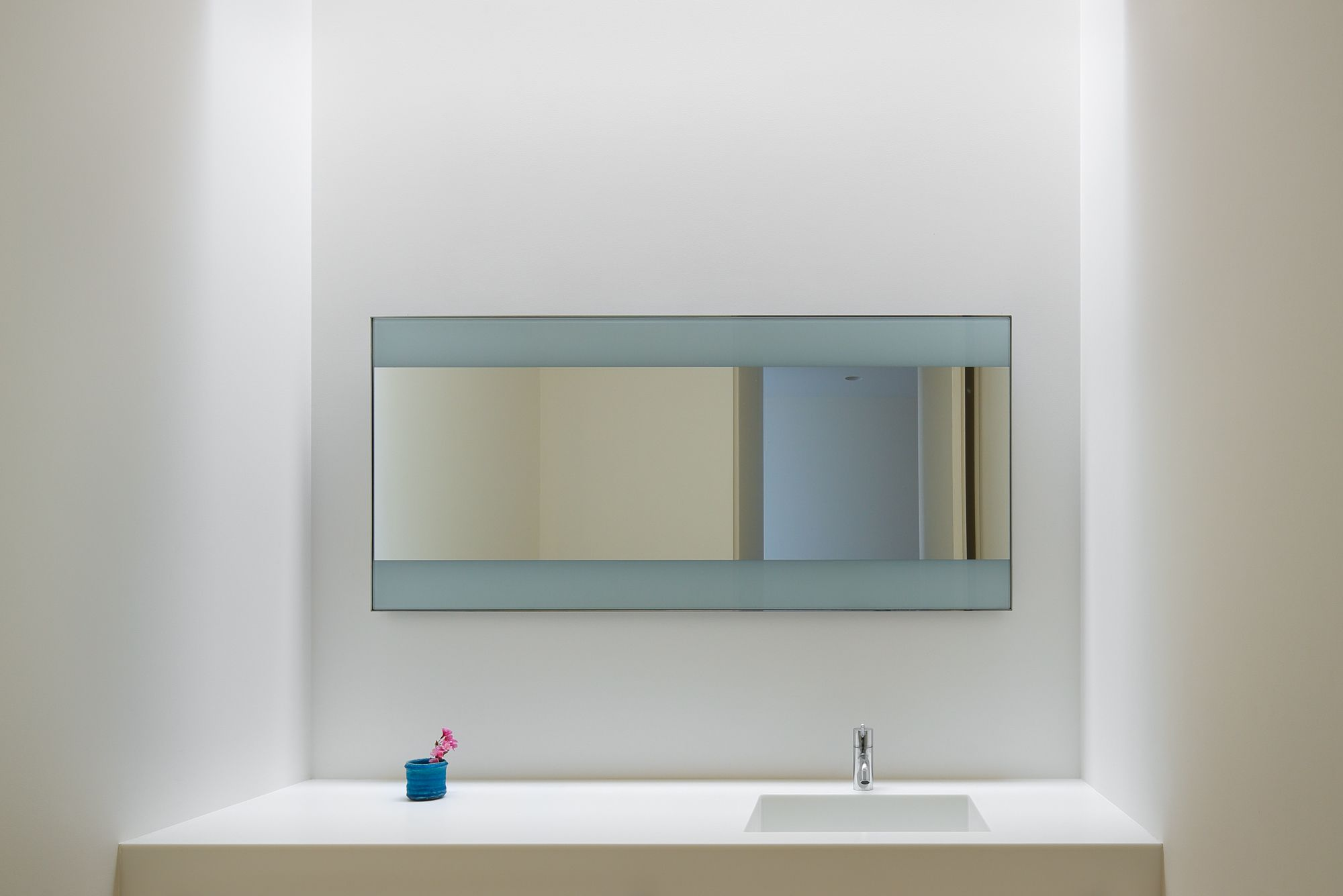 Bathroom John http://minimalissimo/okinawa-house/ | interior design